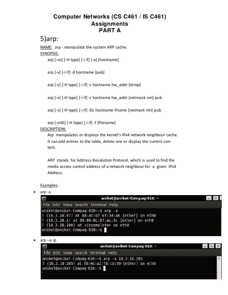 Basic linux commands