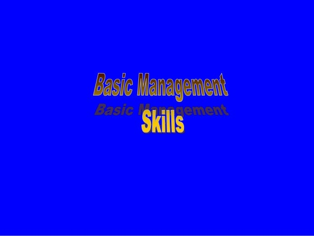 Course Objective To provide managers with a sound understanding of their roles and responsibilities within their organizat...