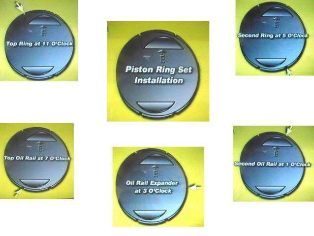 เครื่องยนต์เบื้องต้น700 - 800 C160 - 300 C100 - 160 C80 - 100 CTemperature Regimesอุณหภูมิในแต่ละส่วนของเครื่องยนต์