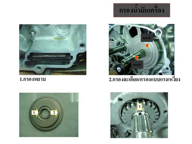 ระบบของคาร์บูเรเตอร์CARBURATOR TYPE VMสาหรับรถจักรยานยนต์ทั่วๆไป