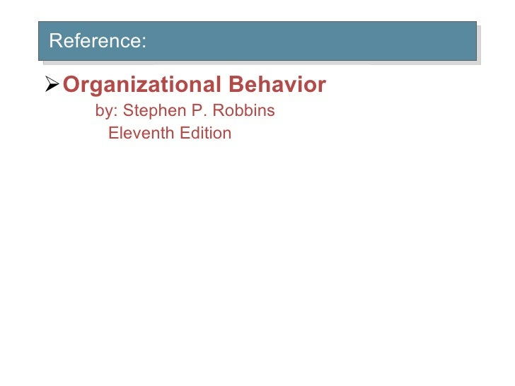 robbins 14th edition chapter 17 organizational culture Organizational behavior by stephen p robbins edition statement 14th edition organizational culture 17.