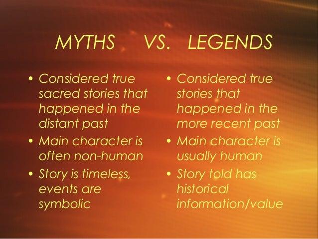 Basic mythology