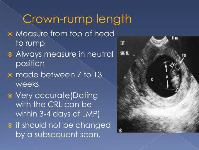 How accurate is hookup scan at 9 weeks