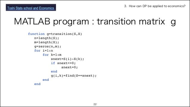how to make a program in matlab