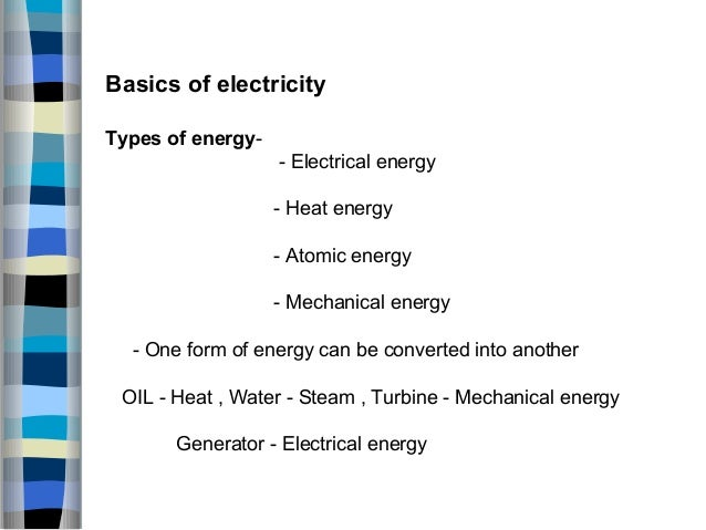 Basic of electrical