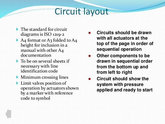 basic pneumatic circuit circuit