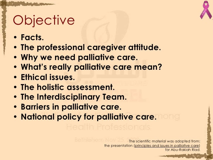 principles of palliative care chronic and The hospitalist asked several palliative care experts for advice on how to clarify   of palliative care for delivering compassionate care for children with chronic,   of hospitalists, i would emphasize foundational principles of palliative care,.