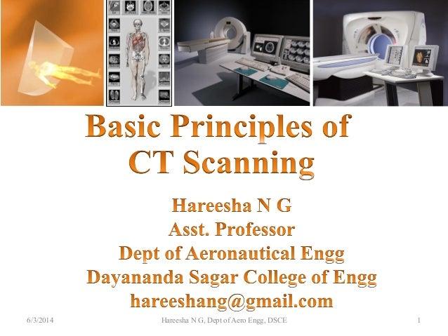 6/3/2014 1Hareesha N G, Dept of Aero Engg, DSCE