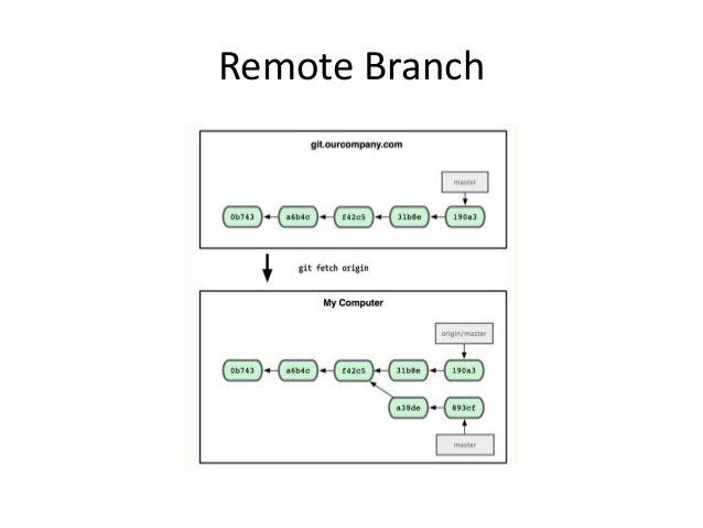 Basic principles of Git