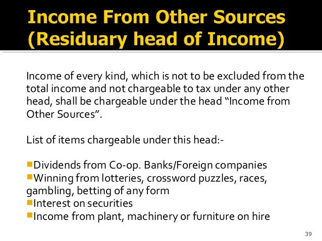 basic principles of income tax law Basic principles of income-tax law 1 constitutional provisions : the constitution of india vests the parliament with plenary legislative powers to.