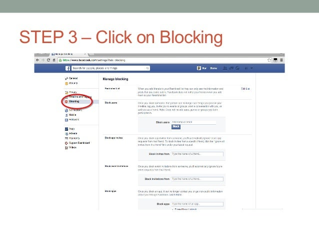 how to change fb privacy settings