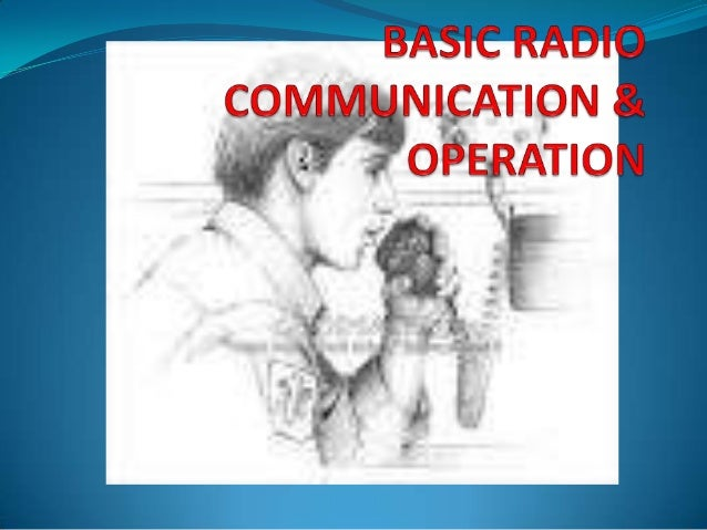 COMMUNICATIONS SYSTEMS & RADIO COMMUNICATION: Radio equipment is often taken for granted since it is now so common. Howeve...