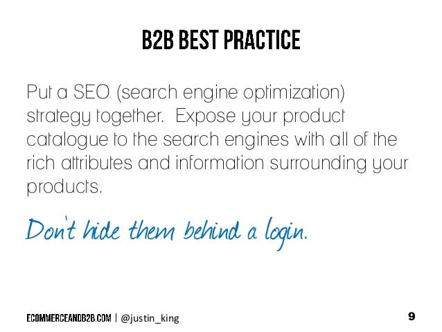 Put a SEO (search engine optimization) strategy together. Expose your product catalogue to the search engines with all of ...