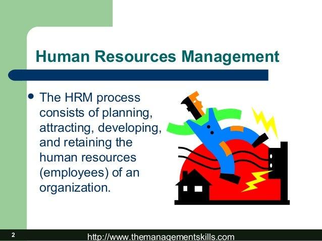 Basics of Human Resources Management