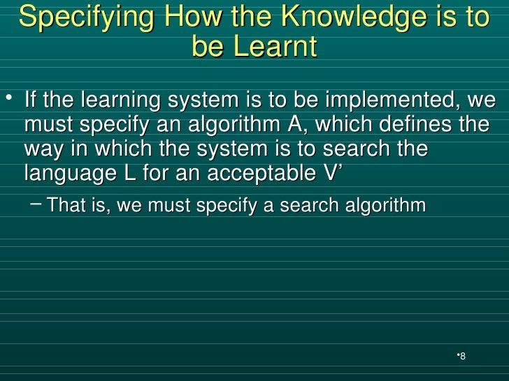 basics of machine learning