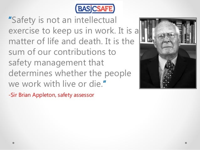 BasicSafe   Famous Safety Quotes to Strengthen Your Safety Culture