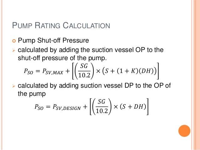 Basics of Centrifugal Pump