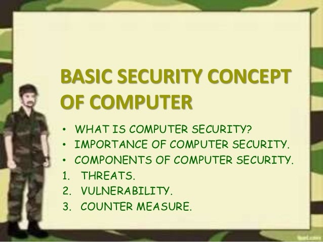 general computer security The ultimate network security checklist  organizations and enterprises with more than 50 employees and a hundred computer units should have these two in place.