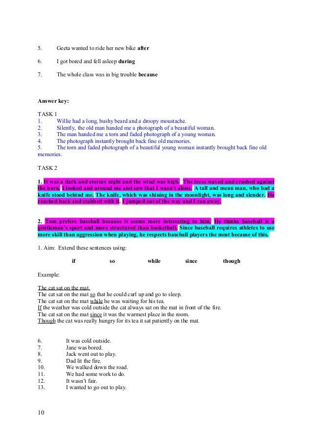 Basic sentence patterns_in_english