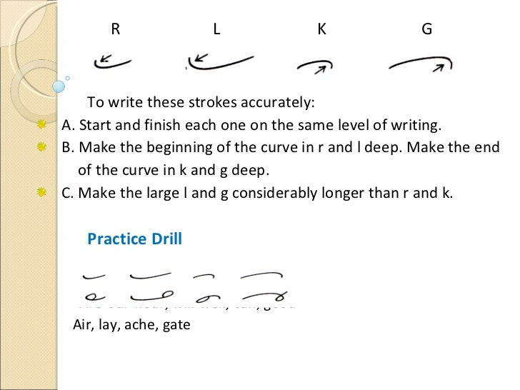 how to learn gregg shorthand