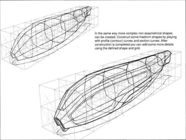 basic sketching Parts of a Schooner 33