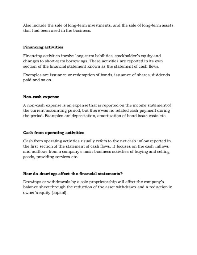 basic accounting terms for interview pdf