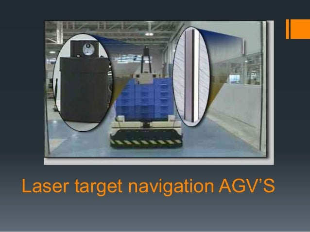 Basics Of Agvs Automated Guided Vehicles