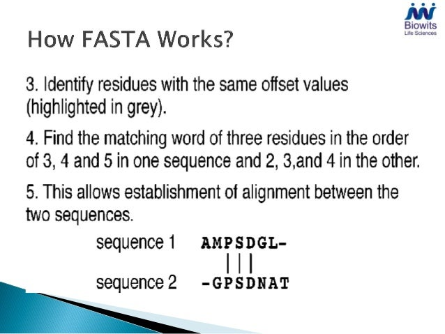    The E-value provides information about the likelihood that a    given sequence match is purely by chance. The lower th...