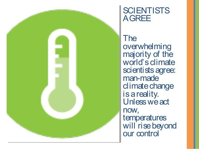 Basics of climate change from The Climate Reality Project