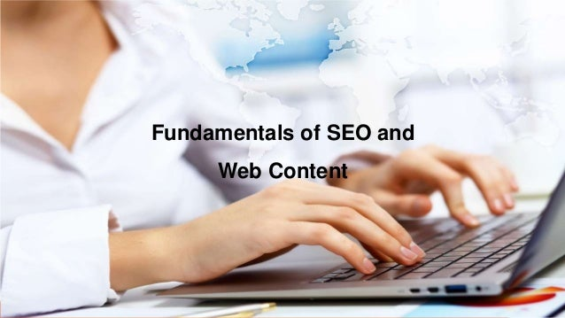 Fundamentals of SEO and Web Content