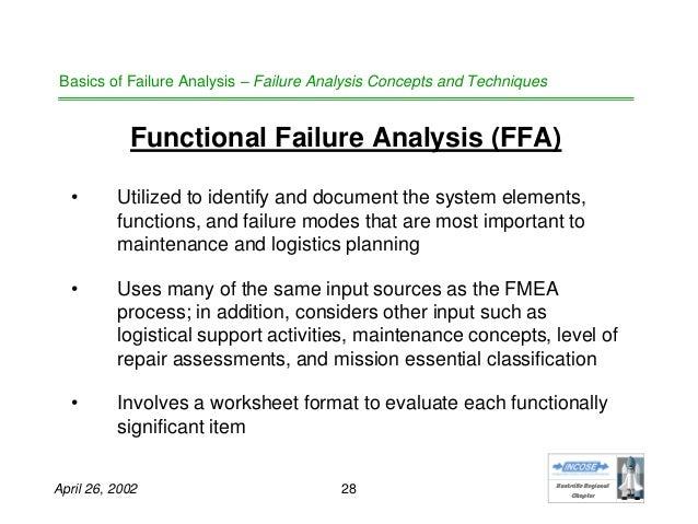 Failure Analysis Template. 185 analysis templates free premium ...
