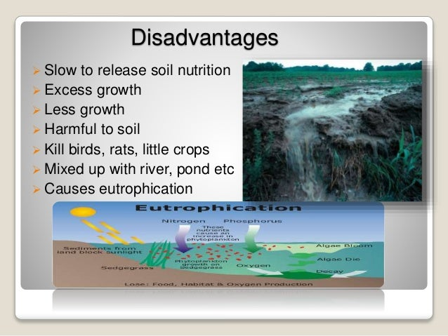 Environmental impact of agriculture