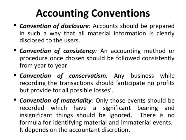 What Is Conventional Management Accounting?