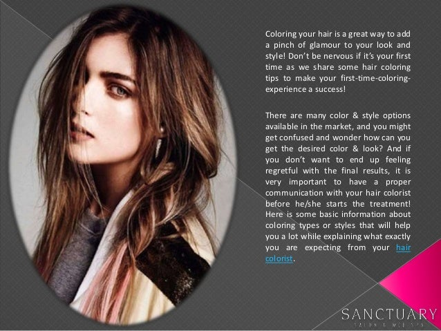 Basics of hair coloring from the experts