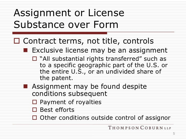 Patent Assignment Form 18 The Signatures And Power Of Attorney – Patent Assignment Form