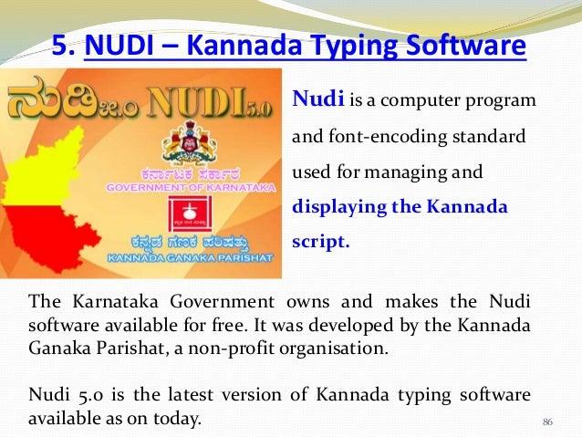 Kannada nudi software free download windows xp mobilost.