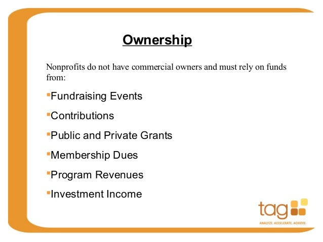 basics of nonprofit accounting