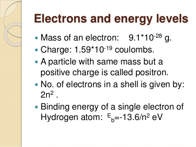 Basics of Nuclear physics