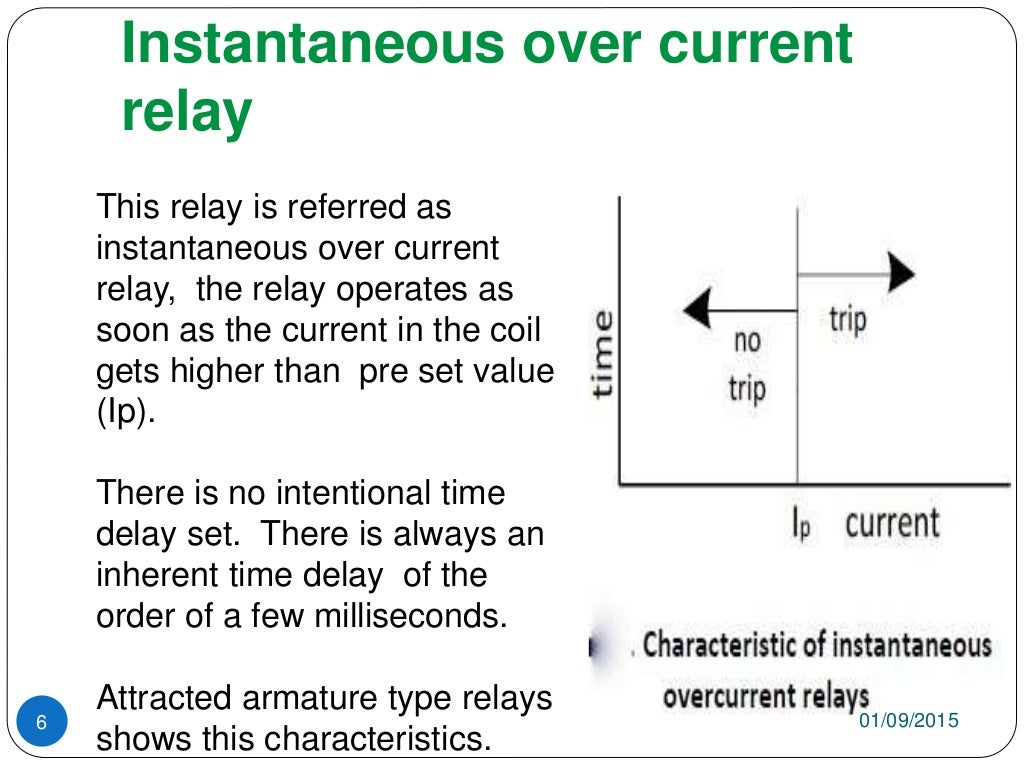 Basics Of Overcurrent Protection - Neutral displacement relay working principle