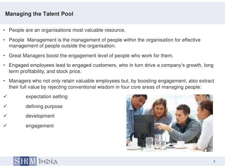 basics of people management