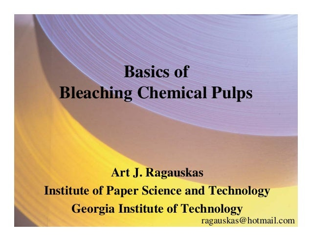 pulp and paper technology course If you don't meet the admission requirements above, click here to view other qualification admission requirements in the college of science, engineering & technology.