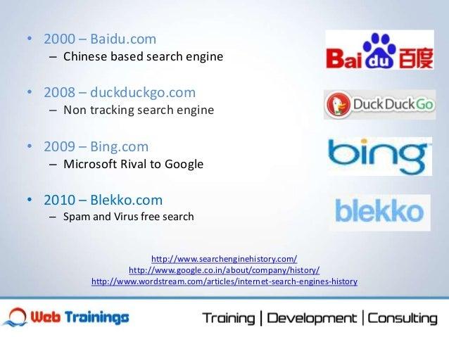 Search Engine Algorithm Basics - Moz