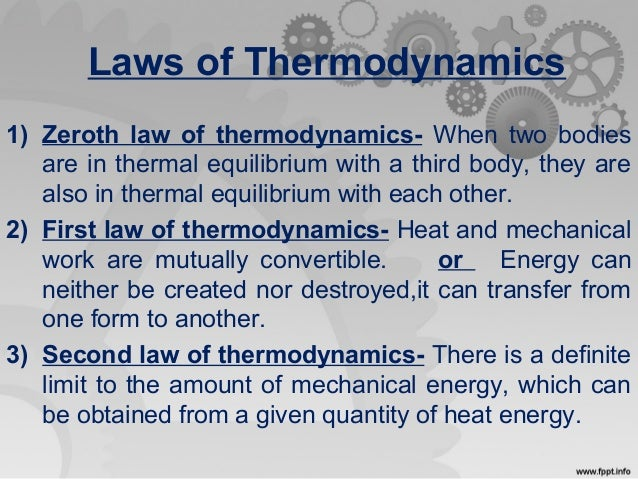 Thermodynamics Overview and Basic Concepts