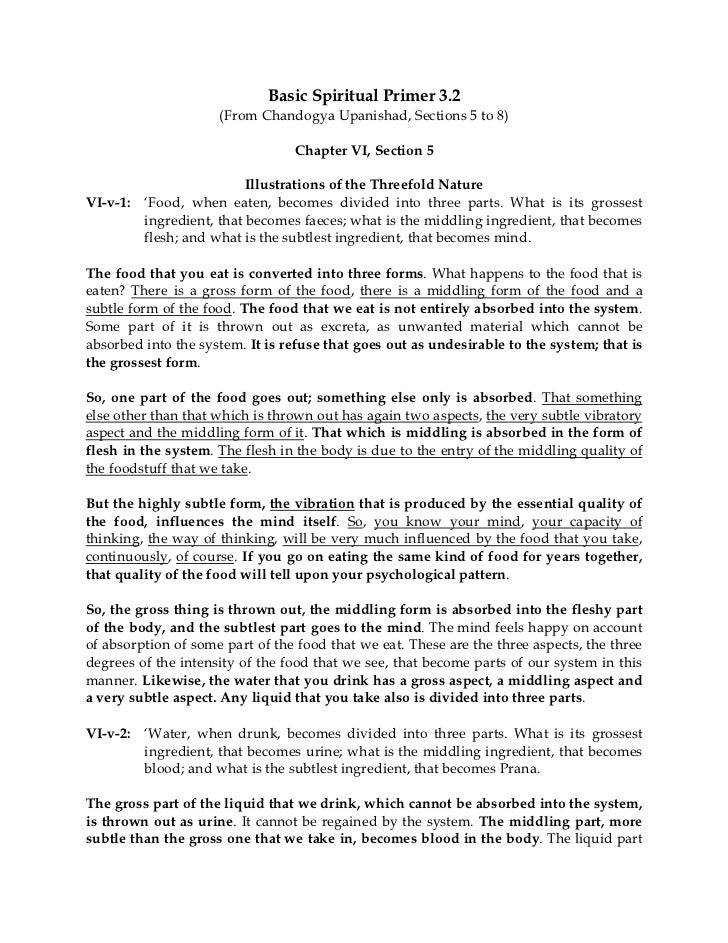 Basic Spiritual Primer 3 2 (Illustrations of Threefold Nature)