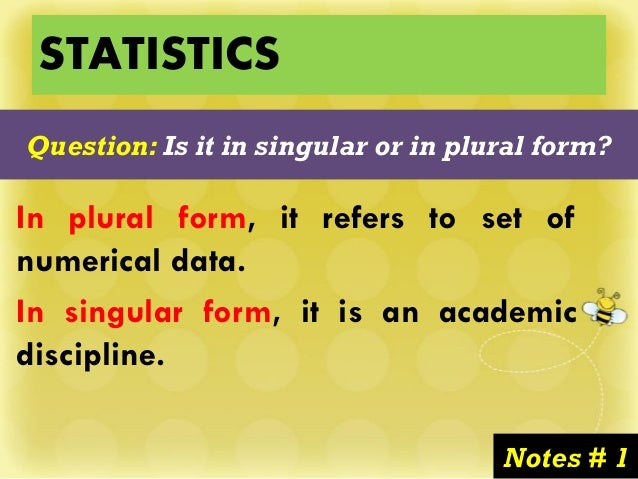 statistical terms for dummies