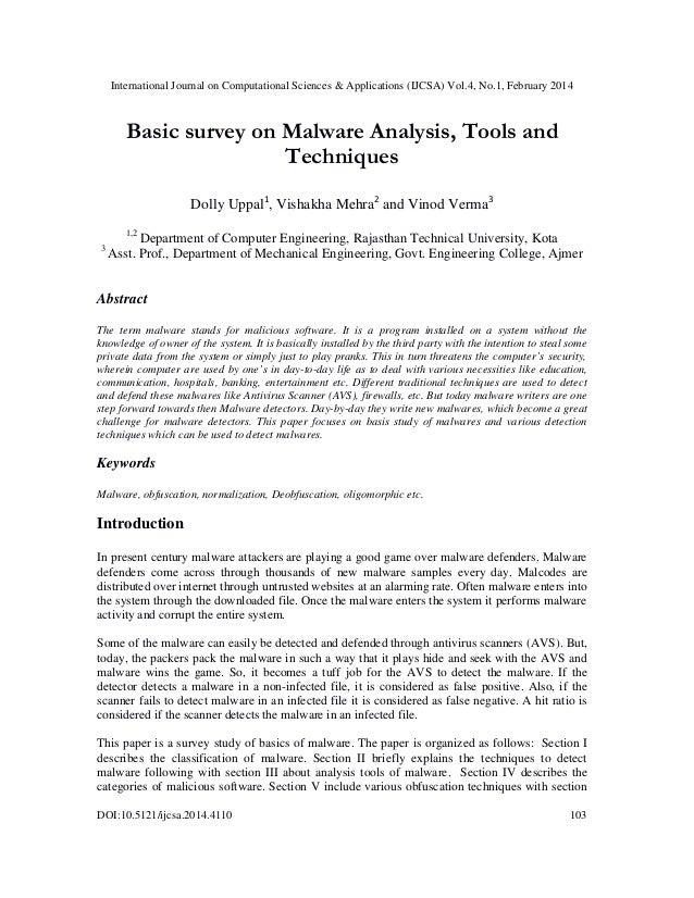 International Journal on Computational Sciences & Applications (IJCSA) Vol.4, No.1, February 2014 DOI:10.5121/ijcsa.2014.4...