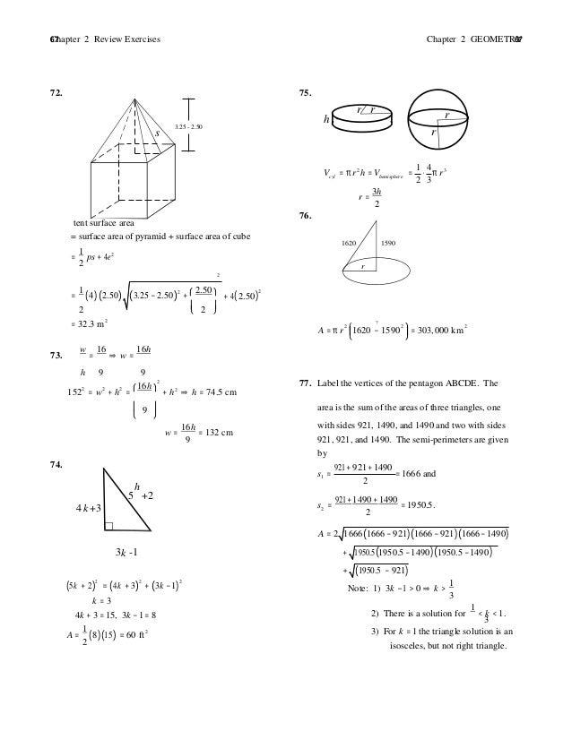 Basic technical mathematics with calculus 10th edition washington sol…