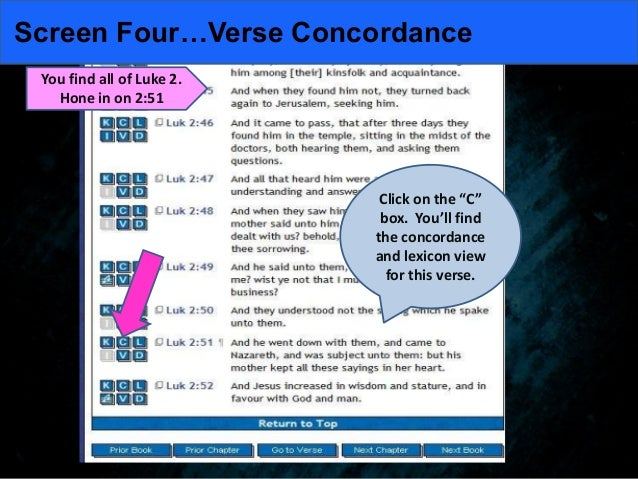 Basic Word Study Tools, Pt  1: Blue Letter Bible (From All