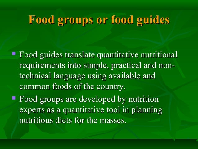 your guide to good nutrition philippines