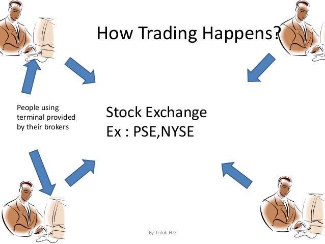 Basic trading